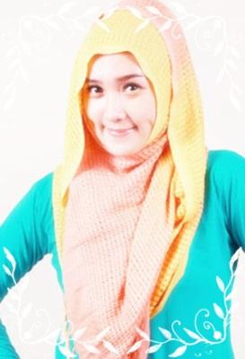 model jilbab pasmina modern terbaru