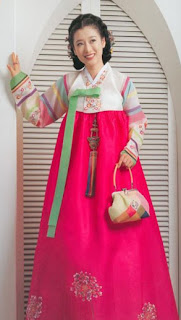Traditional Dress of Korean