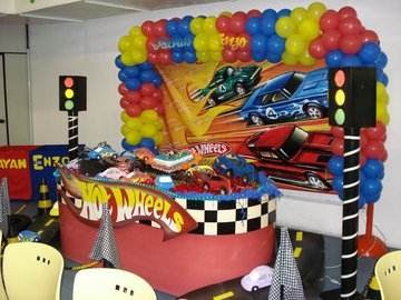 Kids Birthday Party Theme Photo