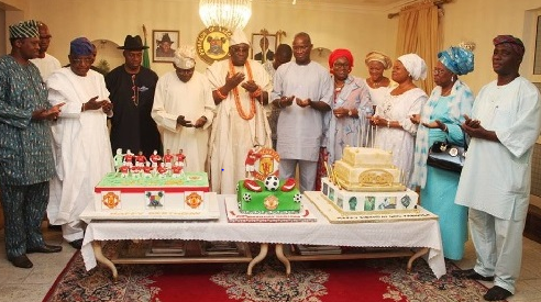 governor fashola 50th birthday party
