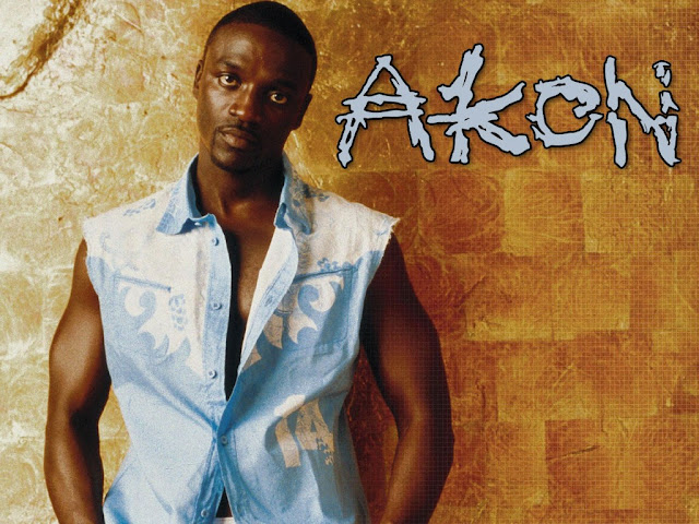 Pop Singer Akon HD Wallpapers