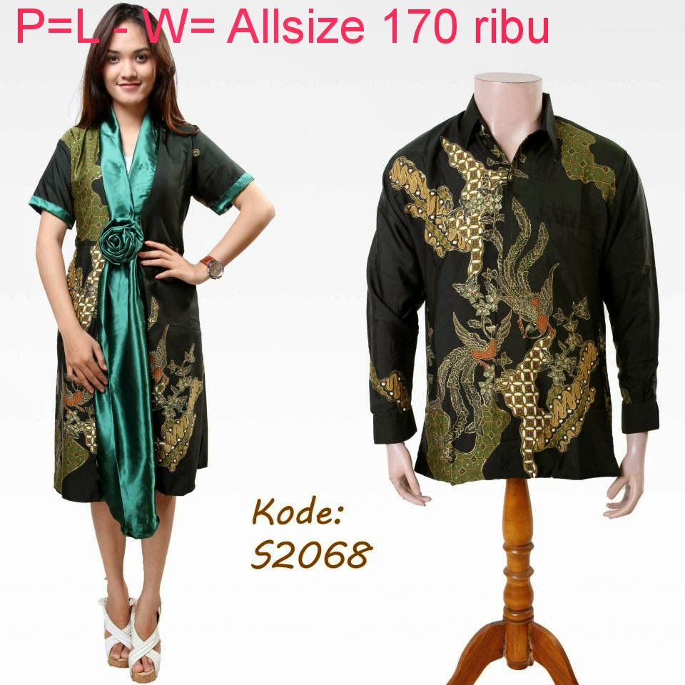 Baju Couple Batik