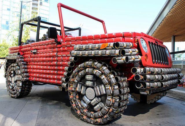Modifikasi Jeep Wrangler Ektrem 2016