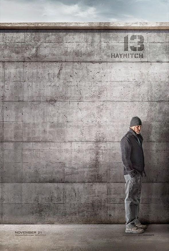 Poster viral Distrito 13 para Juegos del Hambre: Sinsajo Parte 1 - Haymitch