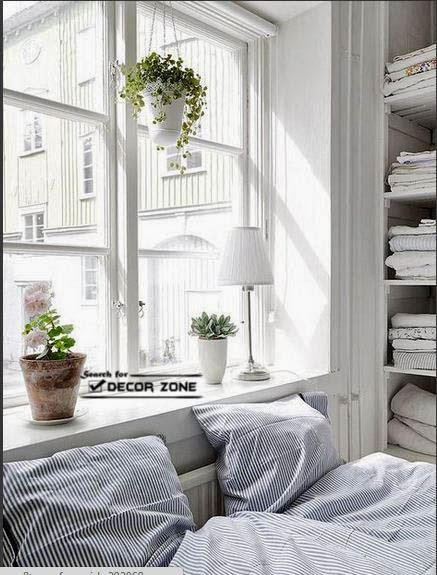 Small bedroom ideas designs and decorating tips for Room decor ideas with plants