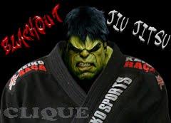 Equipe BlackOut de Jiu Jitsu!