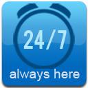 Always ther 24 - 27 ,