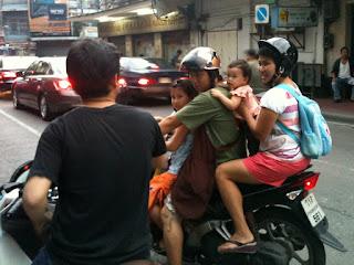 Tajlandia 2011: tak to się zaczyna 12