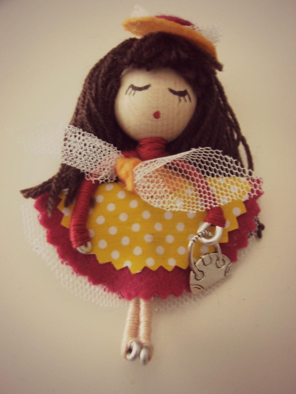 muñeca de alambre - wire doll