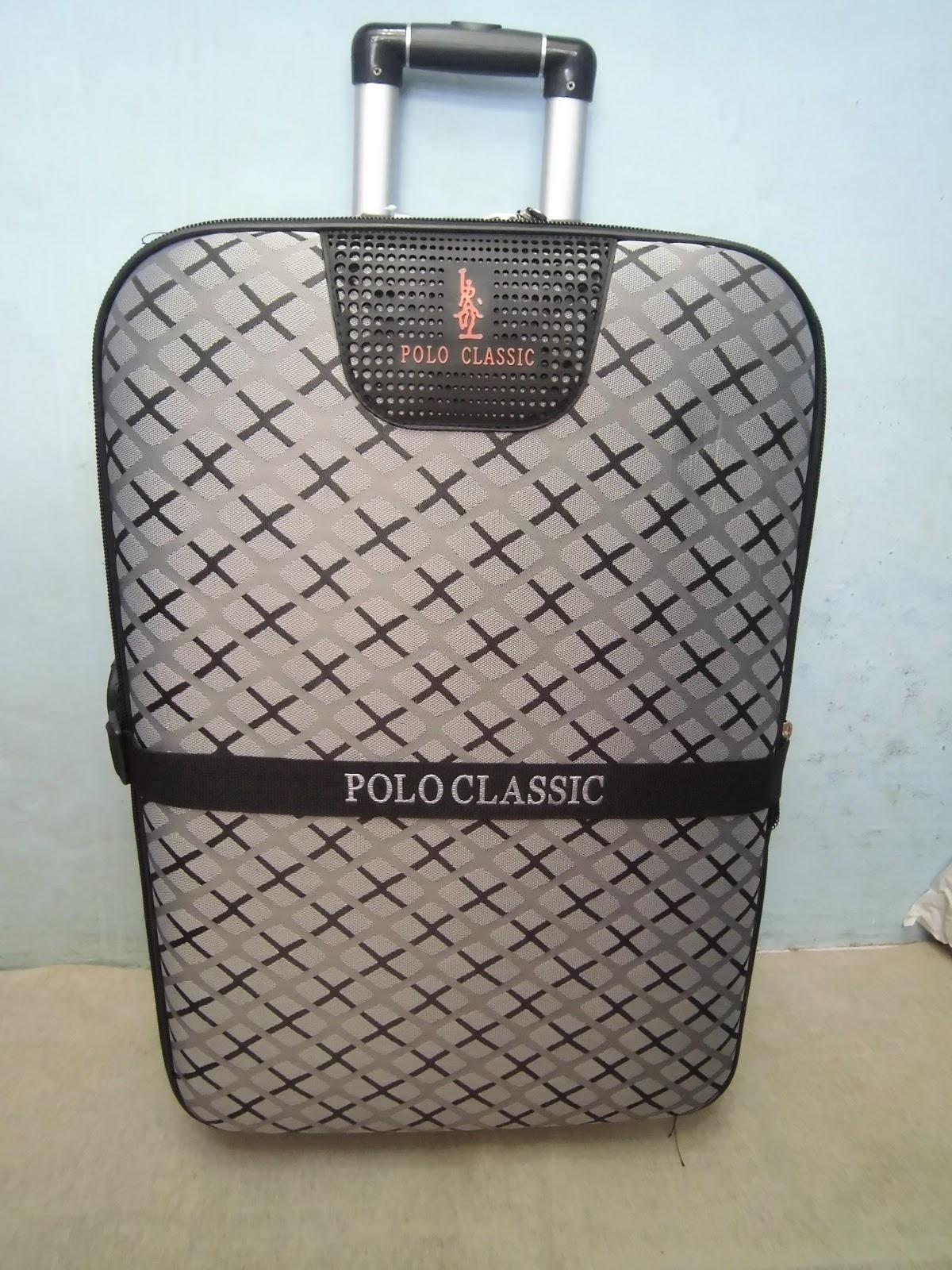 Tas Koper Troley Bag Polo Classic 3358