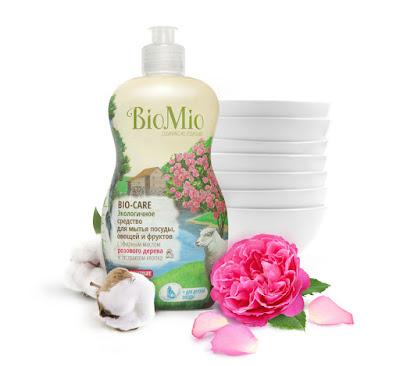 BioMio Средство для мытья посуды (Россия)