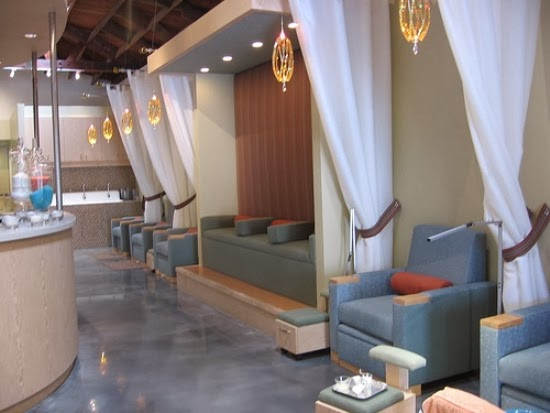 Foundation dezin decor spa designs - Nail salon interior design photos ...