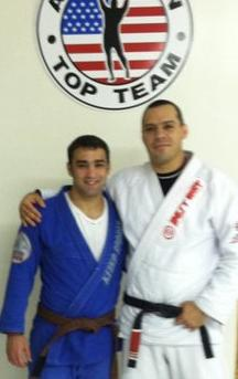 Ryan Quinn Receives BJJ Brown Belt