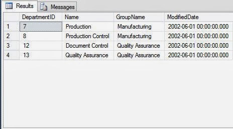 t-sql how to search all fields in a table