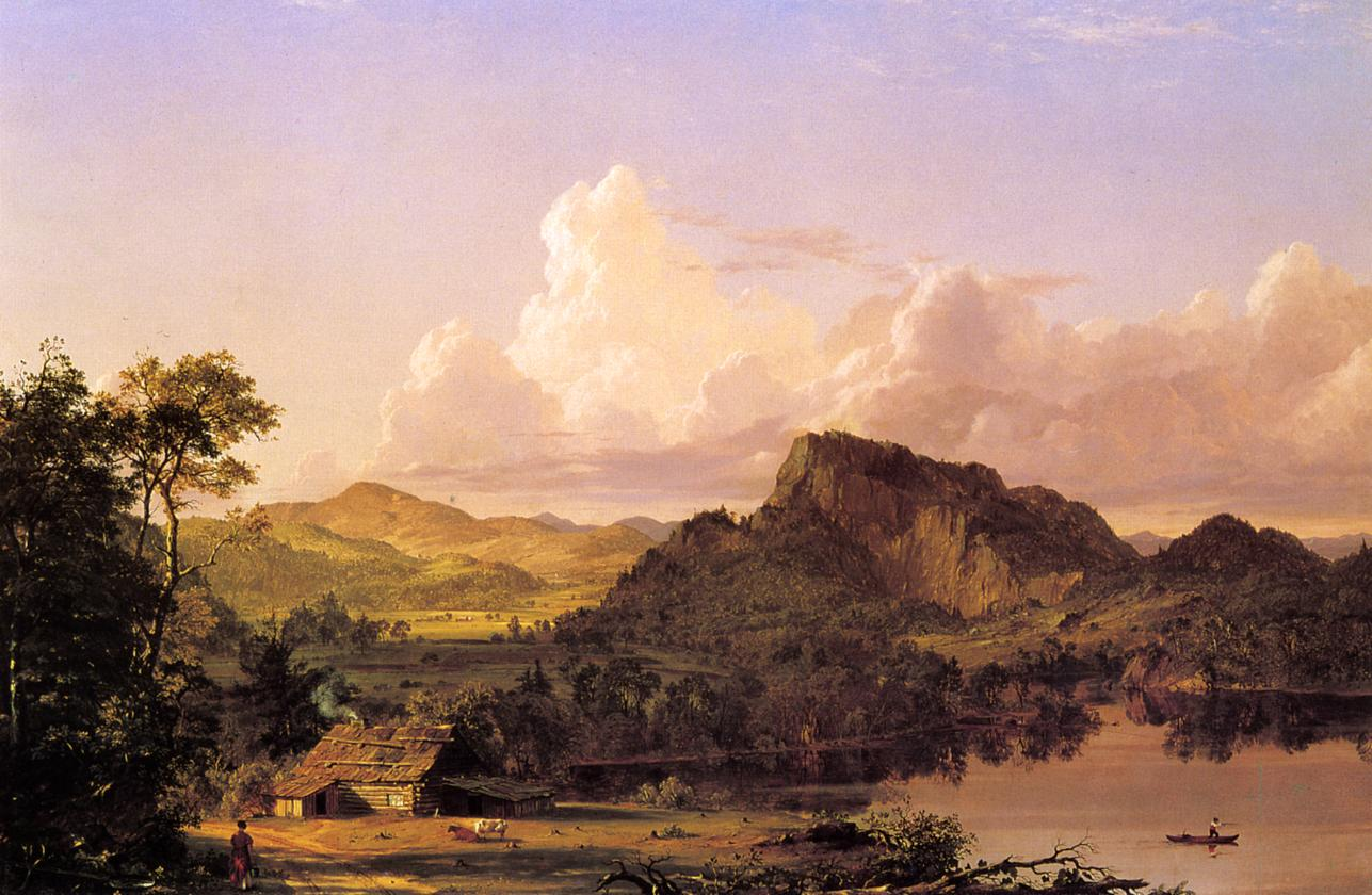 19th Century American Paintings Frederic Edwin Church