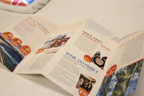 Travel Brochure Design