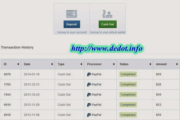 [d-info] Cara Mendapatkan Uang ($$$) Dari Iklan Popcash.net
