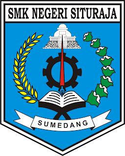 Vector Logo Atau Lambang SMK Negeri Situraja