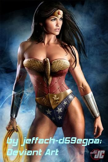 Wonder Woman in Man of Steel (Deviant Art: jeffach-d59egpa)