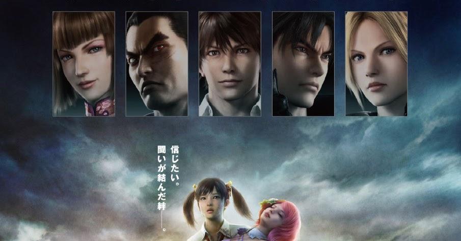 Tekken: Blood Vengeance - FANDOM powered by Wikia