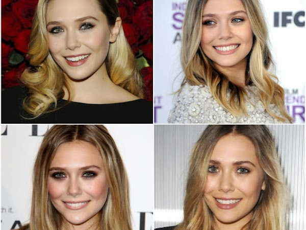 Beauty Crush: Elizabeth Olsen