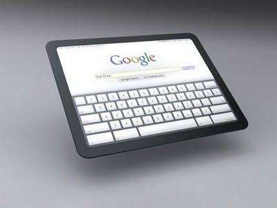 Google Gadgets Black Version
