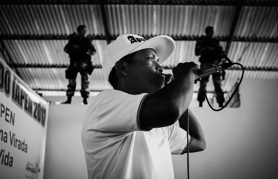 Rap na Cadeia