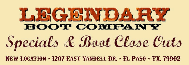 Legendarybootcompany