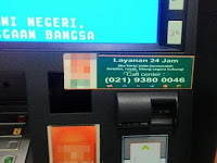 Jangan Gunakan ATM yang Ada Tanda Ini