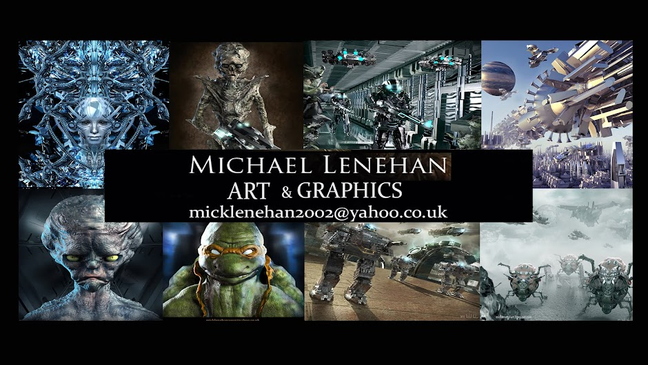 The Art Of Michael Lenehan