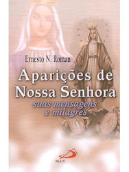 A PRIMEIRA APARICAO QUE EU TIVE DE NOSSA SENHORA FOI EM 2008 ELA E JESUS CRISTO