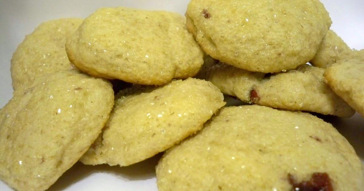 Treatsies: Cherry Jam Cookies