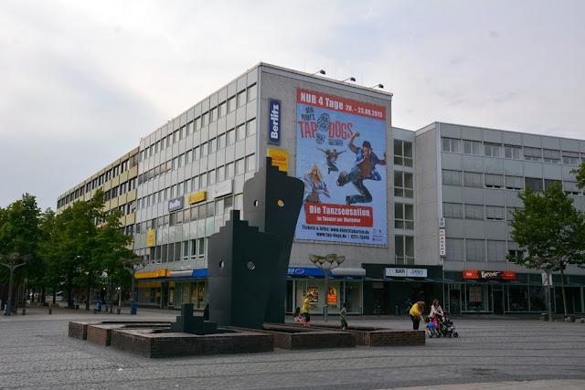 Duisburg modern