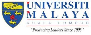 Jawatan Kosong Universiti Malaya (UM) - 30 November 2012