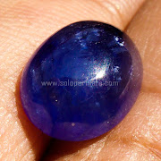 Batu Permata Blue Sapphire - SP889