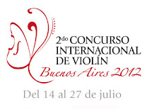2do Concurso Internacional de Violín