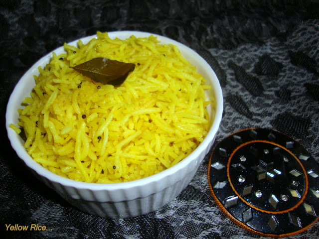 photo of Easy Yellow Rice /Turmeric Rice