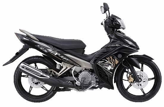 Sepeda Motor Yamaha Jupiter Mx 2014