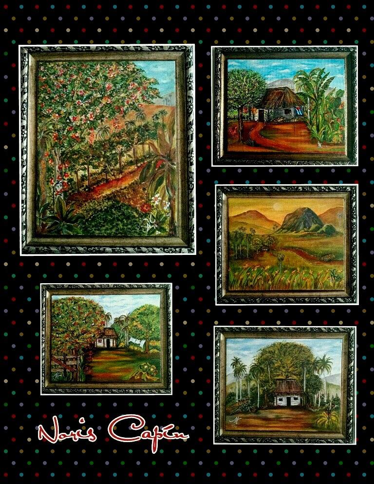 Arte Cubano de Noris Capin ®