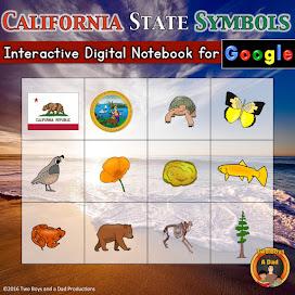 California State Symbols