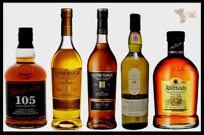 top 10 whiskys