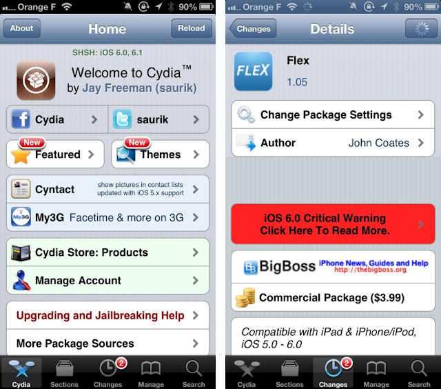 How to Use Cydia On Jailbroken IPhone Device