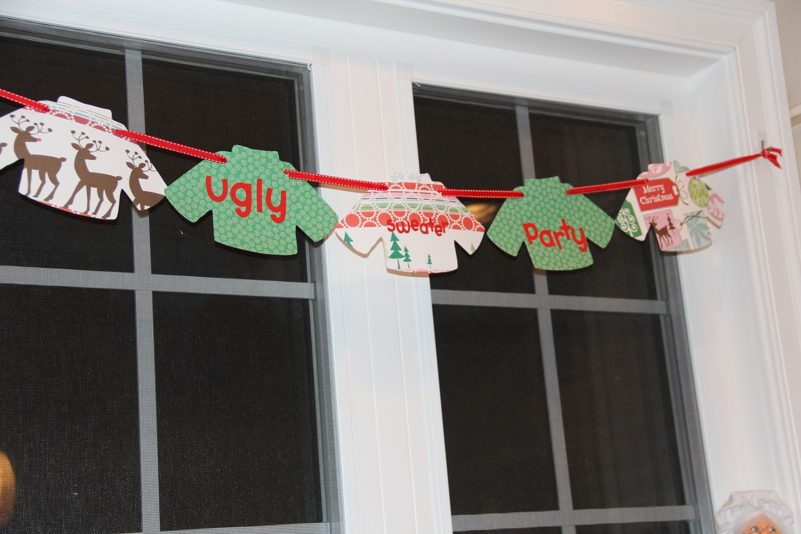 christmas decorating decor centerpiece creative party ugly sweater elitflat oh ideas my decorations galery