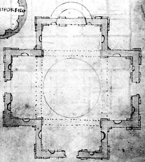 L 39 architettura del quattrocento cinquecento e seicento santa maria delle carceri a prato 1485 - Architetto prato ...