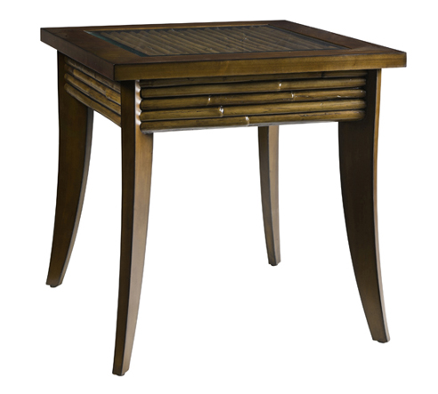 Bamboo End Table5