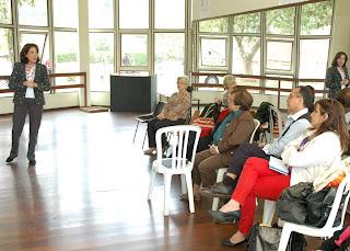 Reunião da Câmara Temática de Gênero do Conleste em Teresópolis