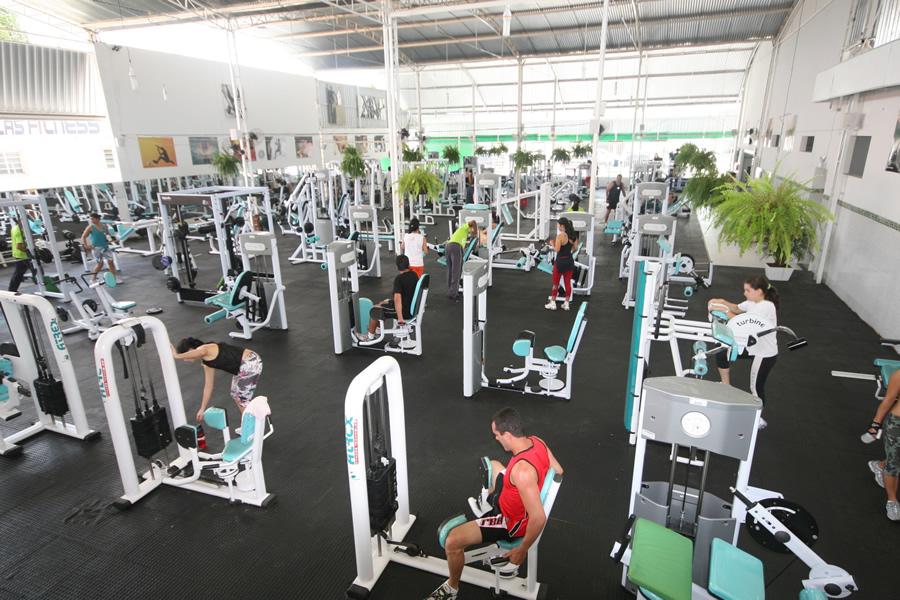 obesidad Você não precisa seguir a última moda para obter um bom treino