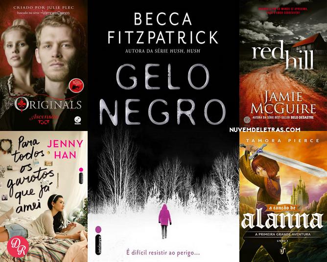 Livros e filmes desejados de maio