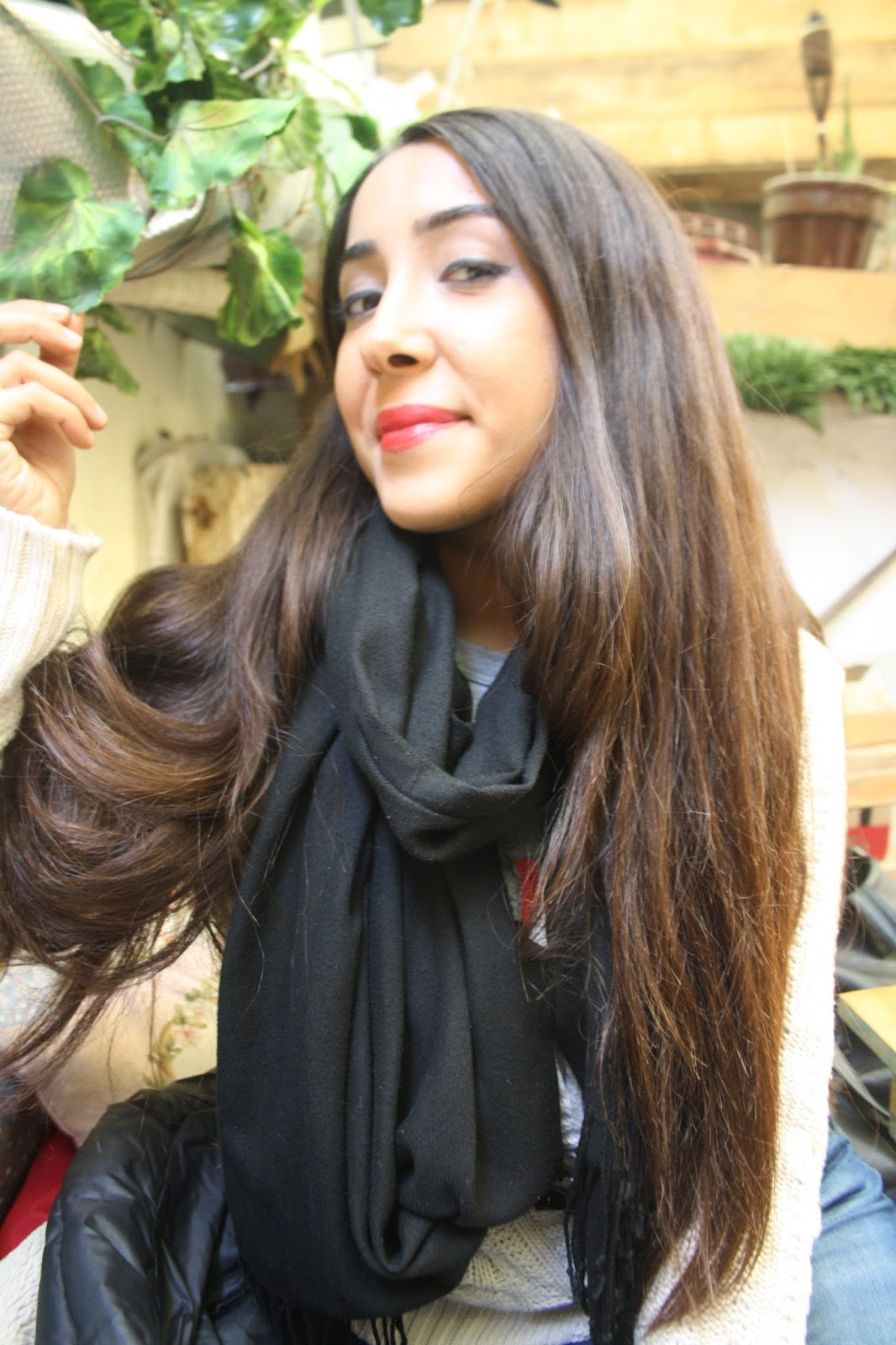 Orta Boy Saç Şekillendirme