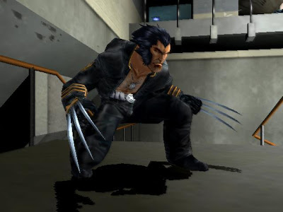 X2 Wolverine full game